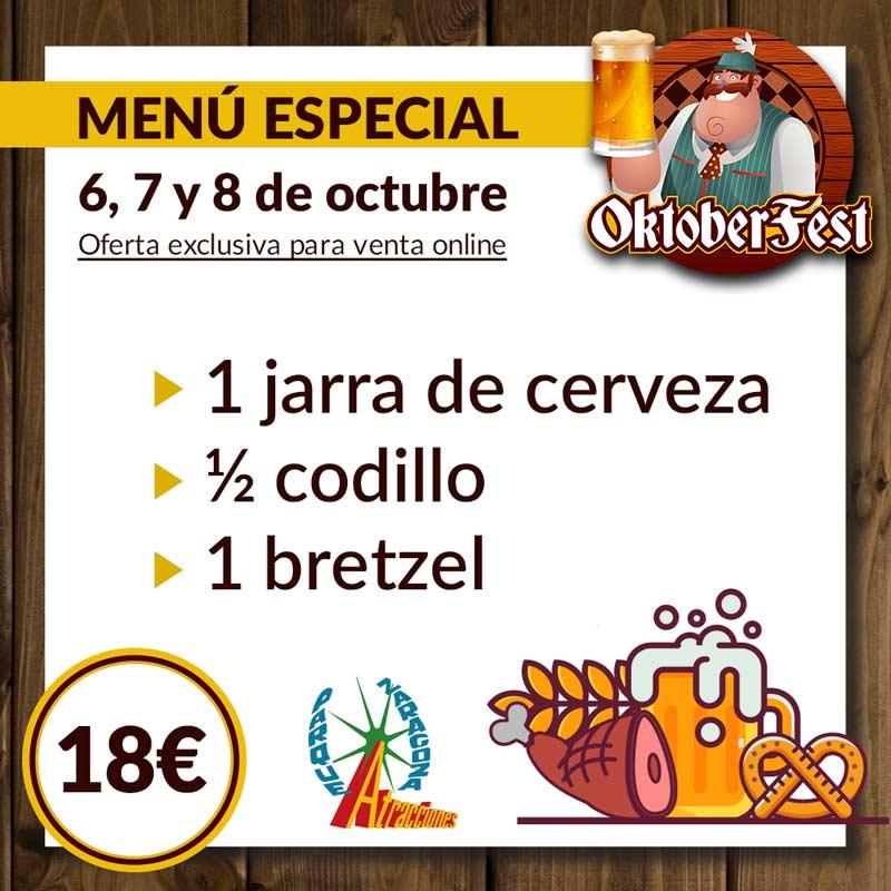 Oktoberfest Parque De Atracciones Zaragoza
