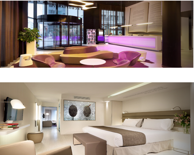 hotel eurostars munich