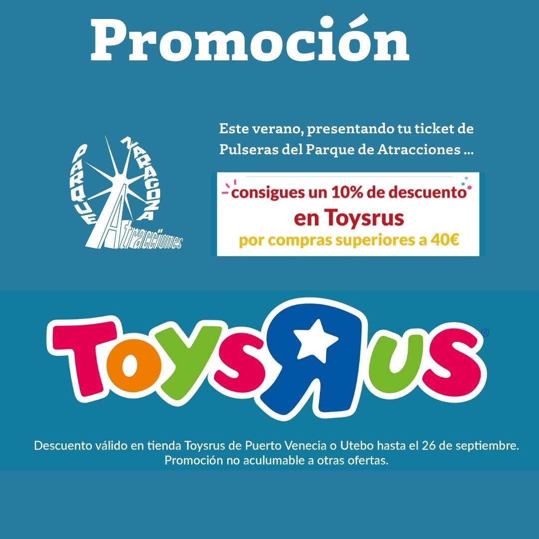Promoción Toysrus